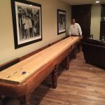 Heirloom Lancaster Shuffleboard Table