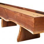 Heirloom Big Sky Shuffleboard Table