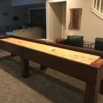 Heirloom Norwich Shuffleboard Table